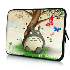 "Cute Totoro 13"" Notebook Sleeve Case Bag For 13.3"" Apple MacBook Air, Pro Laptop"