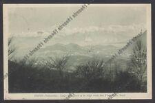 VARESE ORINO 06 LAGO MAGGIORE - PIAN DELLE NOCI - MONTE ROSA Cartolina viag 1930