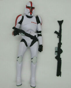 """Star Wars Black Series 6"""" Action Figure clone trooper new,but without box A60G"""