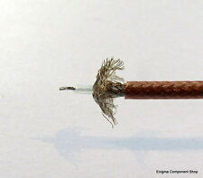 RG316D, Double Shielded, Low Loss 50ohm RF Coax Cable, UK Seller, Fast Dispatch.