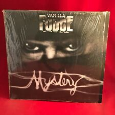 VANILLA FUDGE Mystery 1984 USA Vinyl LP + INNER EXCELLENT CONDITION