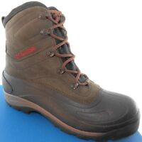 COLUMBIA CASCADIAN SUMMIT 2 MEN'S INSULATED WINTER BOOTS, #BM1226-231