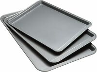 Brand New Chef Aid Baking Trays Different Sizes And Shapes Home Baking Free Del