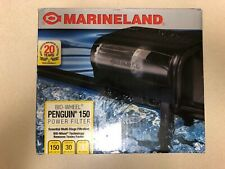 Marineland Penguin Bio-Wheel Power Filter 150 New