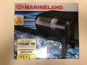 Marineland Penguin Bio-Wheel Power Filter 150 New