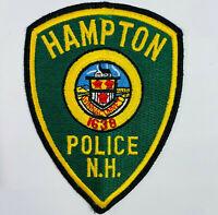 Hampton Police Rockingham County New Hampshire NH Patch