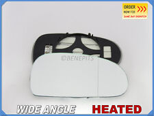 Wing Mirror Glass For AUDI TT 1998-2006 Wide Angle HEATED Right Side #A015