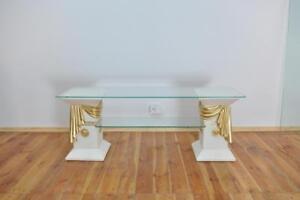 Classic Rtv Sideboard Television Table TV Board Medusa Shelf Display Case 1877