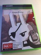 XBOX 360 Rogue Warrior FREE POSTAGE - Good COND, See description