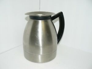 Krups 10 Cup Aroma Control Coffee Maker Stainless Thermal Carafe 229 REPLACEMENT