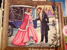 Joan Elliott Victorian Historical Lady Christmas Cross Stitch Chart