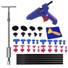 Paintless Dent Puller Slide Hammer Repair Removal Hail Glue Gun Tools Kit UK