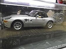 BMW Z8 The world is not enough James Bond 007 TV Movie IXO Altaya SP 1:43