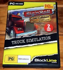 Rig 'n' Roll Gold Edition PC Game Freight Tycoon Included