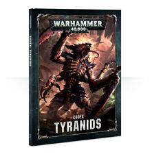 Tyranids Codex Hardback Warhammer 40k NEW