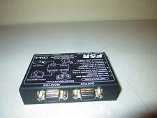 FSR CDA-2 1x2 Computer Video Distribution Amplifier