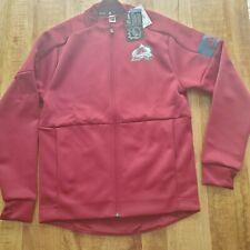 Adidas Men's Colorado Avalanche GameMode Bomber FZ Jacket NEW EB6793