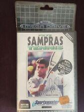 Pete Sampras Tennis sur Sega Megadrive NEUF SOUS BLISTER
