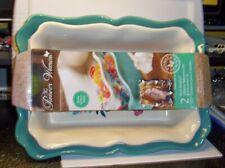 PIONEER WOMAN FLEA MARKET CERAMIC BAKEWARE SET. BRAND NEW.  STILL IN BOX