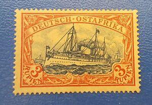 GERMAN EAST AFRICA 1900