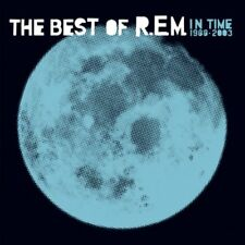 R.E.M. (IN TIME - VERY BEST OF CD - SEALED + FREE POST)