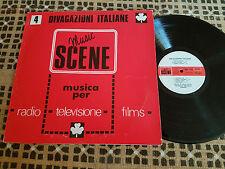 Orchestra Sinfonica Romana – Divagazioni Italiane  – LP  originale 1981