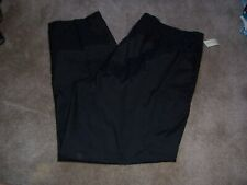 Nwt Bobbie Brooks Black Uniform Scrub Pants Size 2X