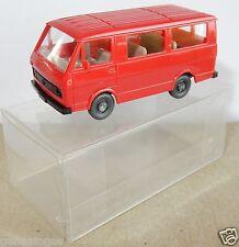 MICRO WIKING HO 1/87 VW VOLKSWAGEN COMBI VAN MINIBUS LT 28 ROUGE IN BOX