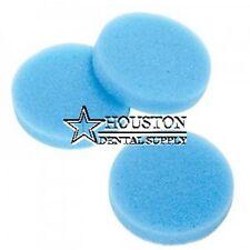 Disposable Dental Round Endo Endodontic Foam Blue 48 Pcs Refill Insert PLASDENT
