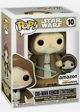 *PREORDER* Funko POP! & Pin Obi Wan Kenobi (Tatooine) Amazon Exclusive Star Wars