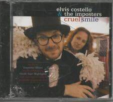ELVIS COSTELLO & THE IMPOSTERS - Cruel smile - CD SIGILLATO SEALED