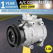 Ac Compressor Co21014c For 2005 2007 2008 2009 2010 Kia Sportage 20l 878973 Fits 2007 Sportage