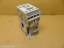 ALLEN BRADLEY 100-C16ZJ10 CONTACTOR SER.B 24VDC COIL 3 POLE 1 N.O AUX. CONT. NOS