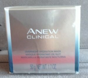 Avon Anew Clinical - Overnight Hydration Mask -NEW 2015