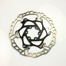 Zeno Reaction Floating Rotor Disc Rotor 160mm I-Black Cycle Product Accessories
