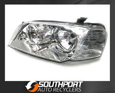 FORD TERRITORY HEADLIGHT SUIT LH SIDE CHROME SX SY 2004-2009 *NEW*