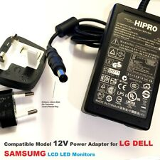 More details for power adapter fully compatible with samsung dsa-60w-12 1,level 3, 12v 4a monitor