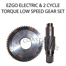 EZGO 1988'-UP Electric & 2 Cycle Low Speed Torque Gear Set 15:1 Ratio Gears