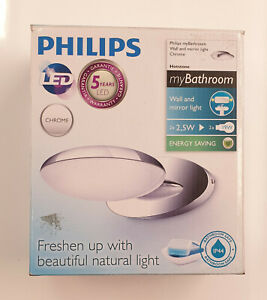 Philips myBathroom Hotstone Bathroom LED  Wall and mirror Lamp