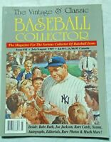 The Vintage & Classic Baseball Collector magazine #11 July/August  1997