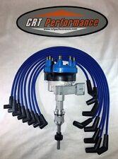 1985-1991 Ford 5.0L 302 EFI Distributor w/ Module + 8mm Spark Plug Wires - USA