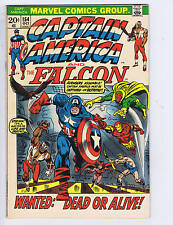 Captain America #154 Marvel 1972