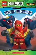 Rise of the Snakes (LEGO Ninjago: Reader) by Tracey West