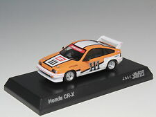 KYOSHO DIECAST CAR HONDA CR-X CRX MECHANICAL DOCTOR COLLECTION 1/64 JAPAN