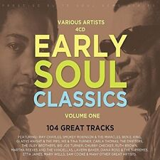Various Artists - Early Soul Classics Vol 1 / Various [New CD] UK - Import