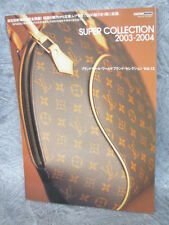 Louis Vuitton Super Sammlung 2003 - 2004 Katalog Pictorial Kunst Buch Japan 85