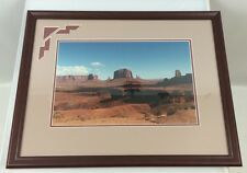 "Professionally Framed w/ Mat ""GRAND CANYON"" Landscape Photograph, 20"" X 16"""
