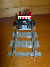 Lego 10027 Train Track Buffer Stop 9V RC 60052 7939 10219 3677 10194 79111 Set