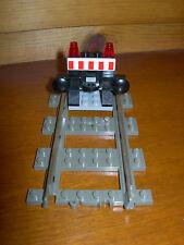 Lego 10027 Train Track Buffer Stop 9V RC 60052 7939 10219 3677 10194 79111 Set