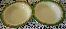 Meakin Sweet Bowl With Gold Pattern Design 1945-1959 X 2 pces